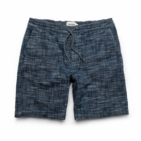 The Après Short in Indigo Slub - featured image