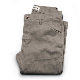 The Chore Pant in Ash Boss Duck: Featured Image