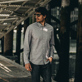 The Jack in Charcoal Fleck - featured image