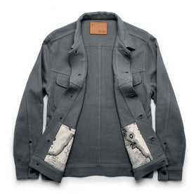 The Long Haul Jacket in Ash Sashiko: Alternate Image 8