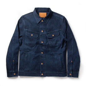 The Long Haul Jacket in Indigo Boss Duck: Featured Image