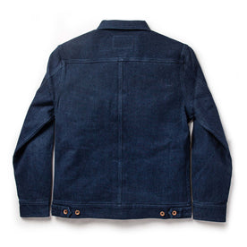 The Long Haul Jacket in Indigo Boss Duck: Alternate Image 12