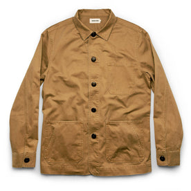 The Ojai Jacket in Tobacco - featured image