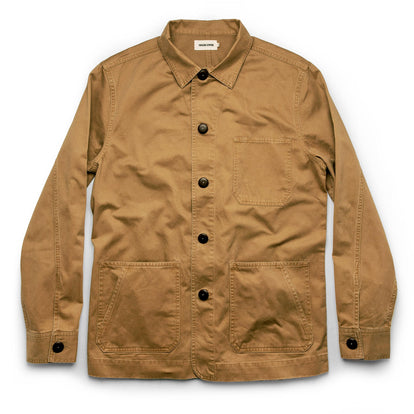 The Ojai Jacket in Tobacco: Featured Image