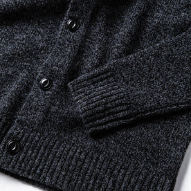 material shot of fabric detail on sweater