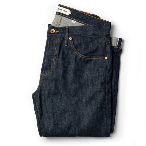 The Democratic Jean in Cone Mills Reserve Selvage - featured image
