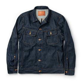 The Long Haul Jacket in Cone Mills Reserve Selvage - featured image