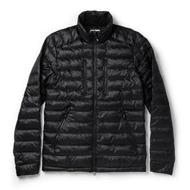 The Taylor Stitch x Mission Workshop Farallon Jacket in Black: Featured Image