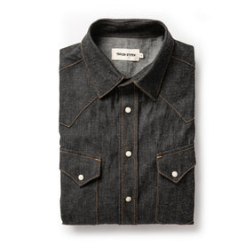 The Western Shirt in Nihon Menpu Reserve Selvage: Featured Image