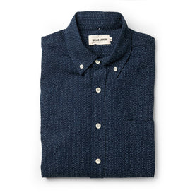 The Jack in Indigo Seersucker - featured image