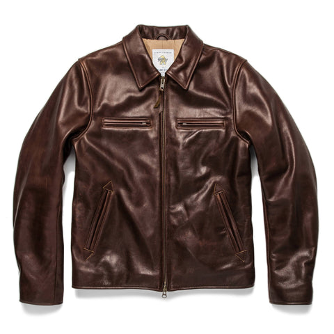 The Moto Jacket in Espresso Steerhide - featured image