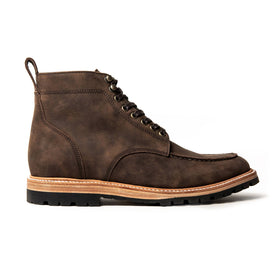 The Scout Boot in Espresso Grizzly: Featured Image