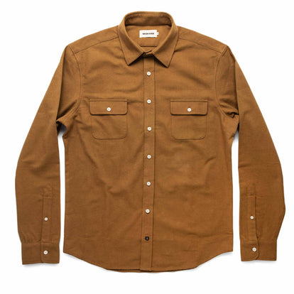 The Yosemite Shirt in British Khaki: Alternate Image 7