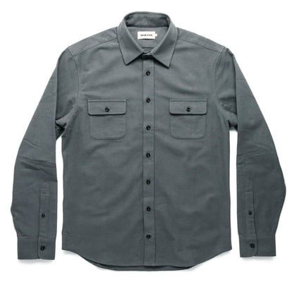 The Yosemite Shirt in Slate: Alternate Image 8