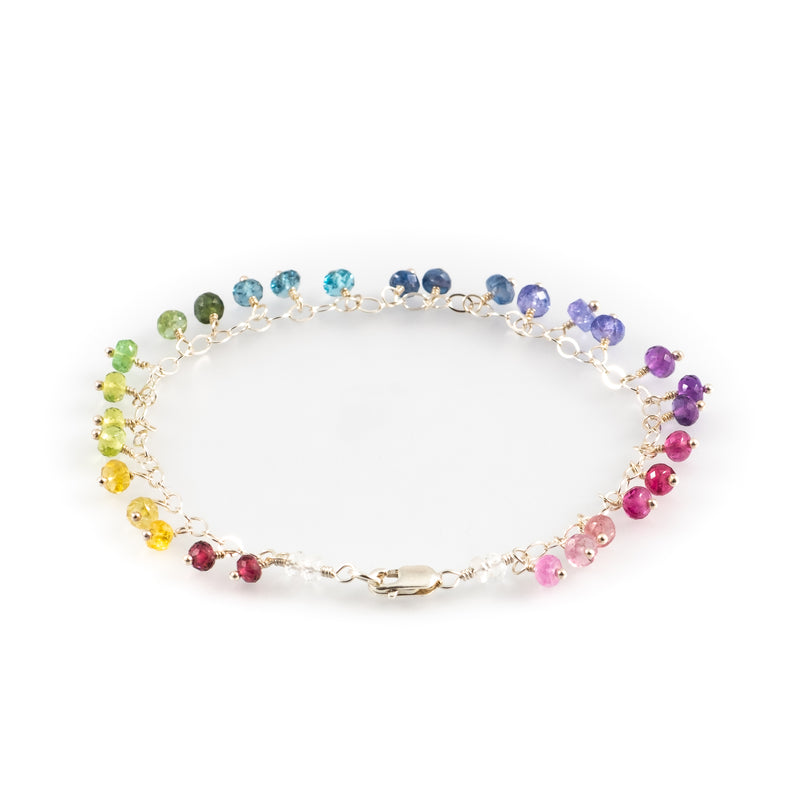 Rainbow bliss bracelet