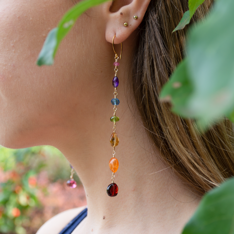 Rainbow Bliss Earrings
