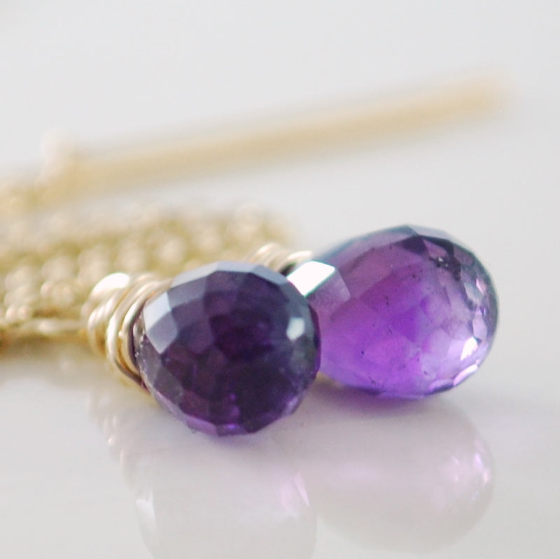 Design Your Own Gemstone Threader Earrings