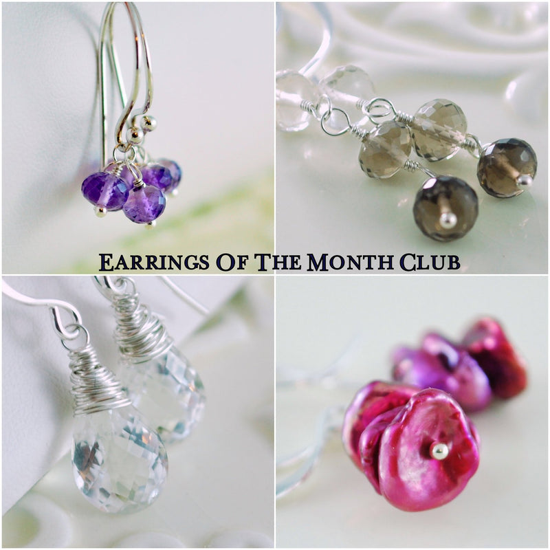 Earrings of the Month Club