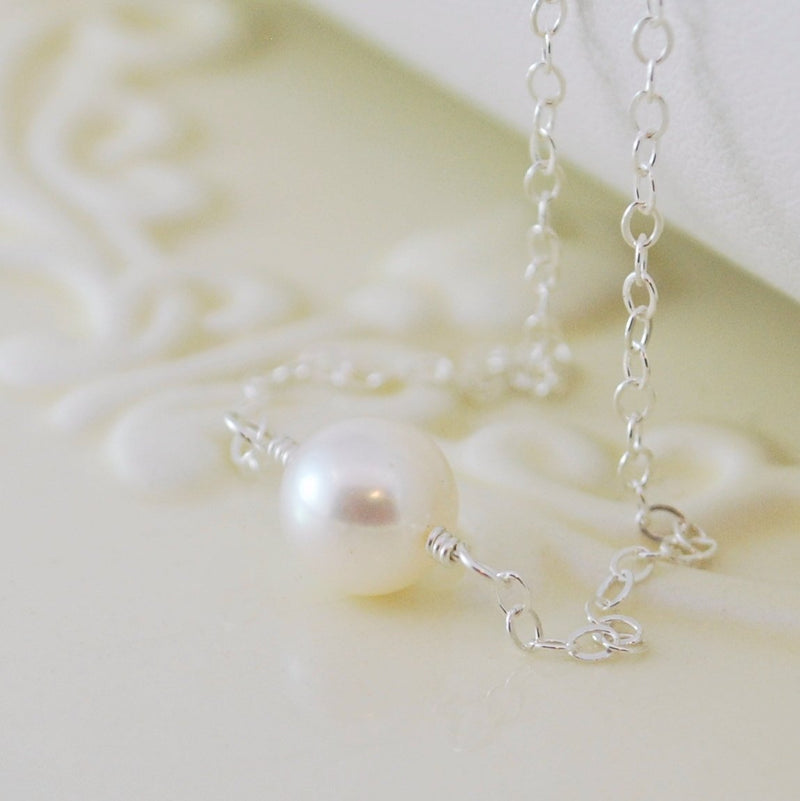 Freshwater Pearl Choker Necklace