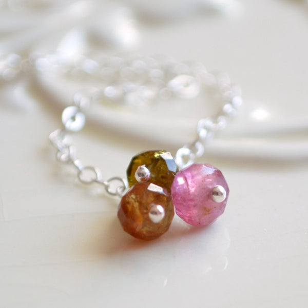 Child's Tourmaline Necklace