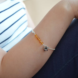 Citrine Bracelet for Tweens
