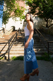 Judy Denim Culottes - Patchwork & Upcycled Made to Order XS, S, M, L