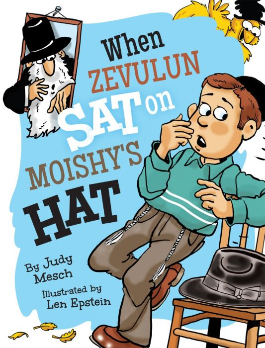 When Zevulun Sat On Moishe's Hat
