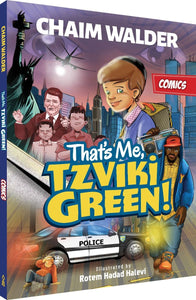 That's Me, Tzviki Green - COMICS