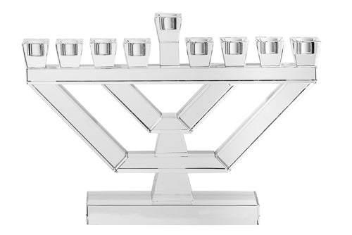 Crystal Menorah