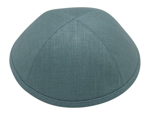 Ikippah Sea Green Yarmulka