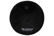 Load image into Gallery viewer, Ikippah Black Cordroy