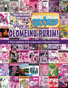 Have an Olomeinu Purim - Vol. 1