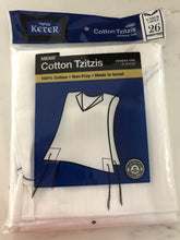 Load image into Gallery viewer, TECHAILES Cotton Tzitzis