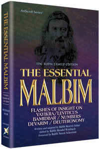 The Essential Malbim