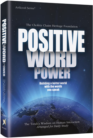 Positive Word Power - Building a better world with the words you speak