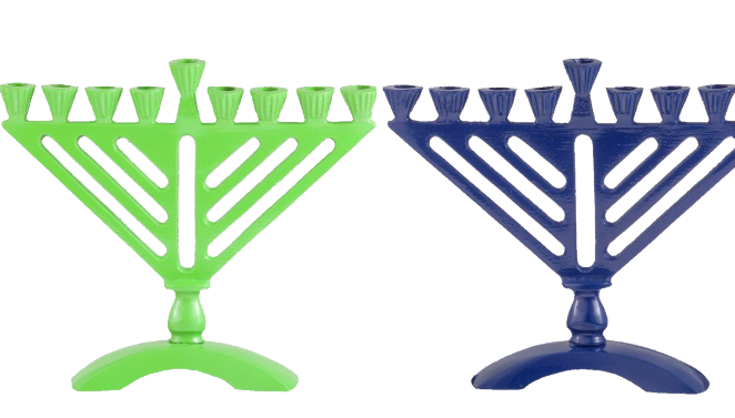 Mini Menorah