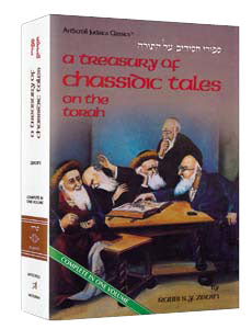 A Treasury Of Chassidic Tales - Torah