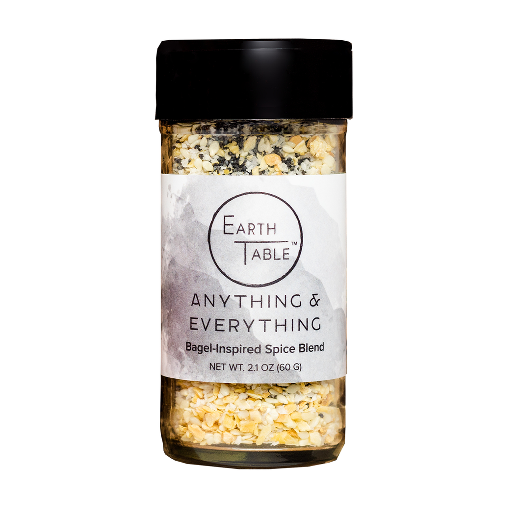 Earth Table | Anything & Everything - Everything Bagel Spice Blend