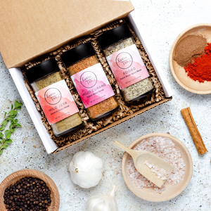 Earth Table | Island Vibes Spice Set