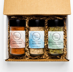 Earth Table | European Holiday Spice Set