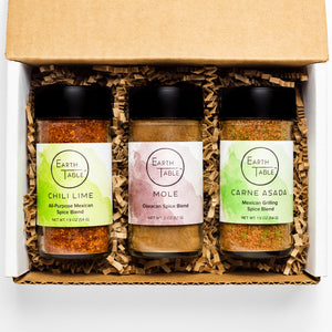 Earth Table | Viva Mexico Spice Set