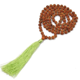 Collier Mala Traditionnel Rudraksha - Mystic Color - MALA