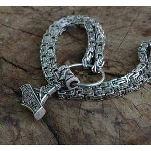 Collier de Protection Marteau de THOR - Collier