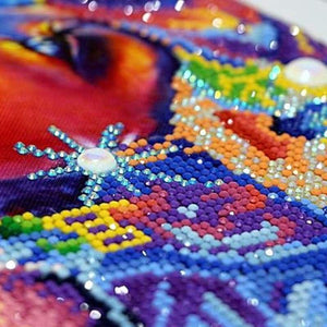 Mosaïque de Diamants 3D - FANTASY - Mosaique diamants
