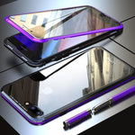 MAG™2.0 - Double Sided Tempered Glass Magnetic Case for iPhone