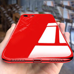 SAFY™: Anti-drop Plating Mirror Original iPhone Case