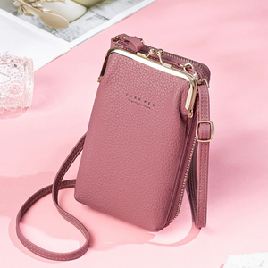 Multi-Functional Crossbody Cell Phone Shoulder Bag