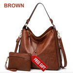 Premium Hobo Handbag [2020 New Arrivals With GIFT]