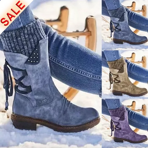 (Last day 70% OFF) New Fall & Winter Arch Support Mid-calf Boots [New Arrival SALE]
