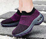 Super soft and lightweight Women's Walking Shoes with Arch Support